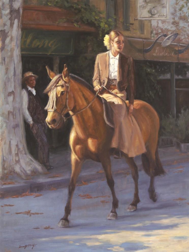Equestrienne by Irina Milton ©